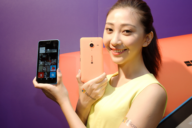 擁有大畫面且定價平實的Microsoft Lumia 640 XL LTE及Lumia 640 LTE