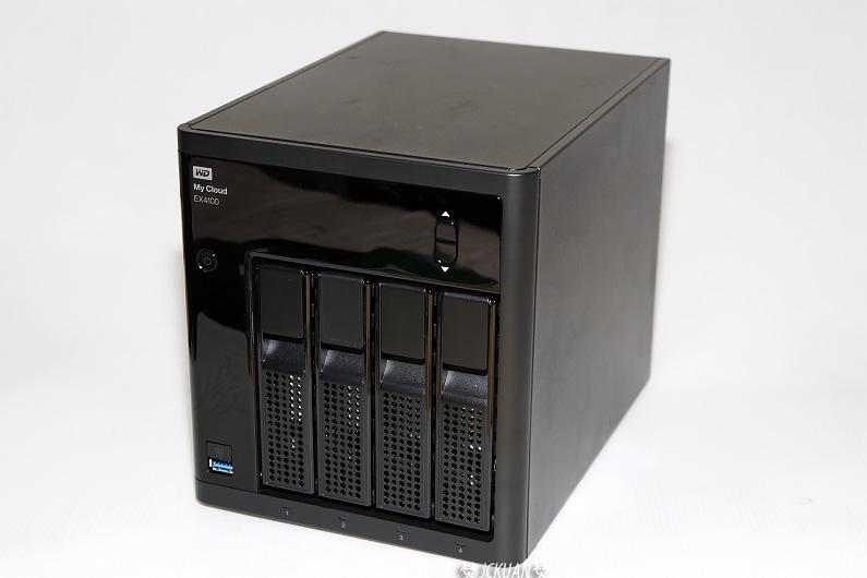 [試用]大儲存容量並可建立個人雲端的 WD My Cloud EX4100