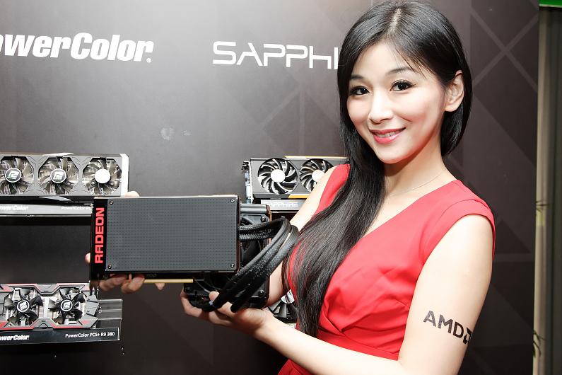 AMD正式推出採用HBM記憶體的Fiji以及穿新衣的繪圖處理器