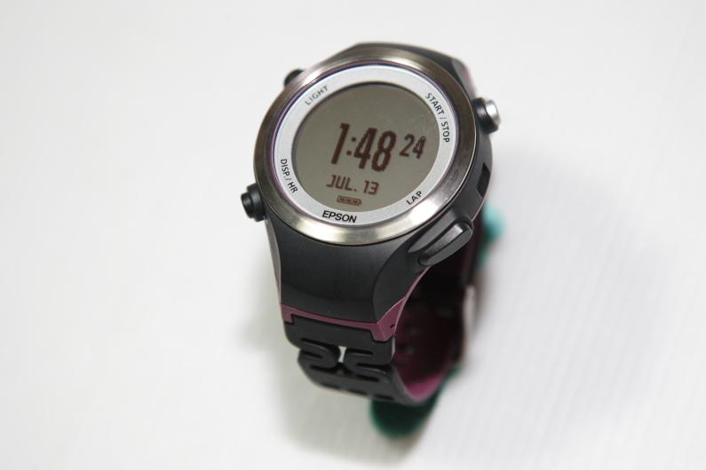 [試用]Epson Runsense SF-810V同時具有心率、GPS、訓練等多項專業功能