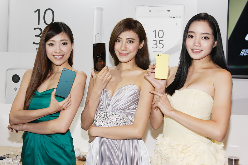 SONY真的在IFA發表首款具有4K面板的Xperia Z5 Premium