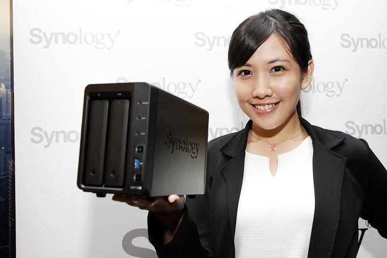 群暉推出2016年首款 NAS並進運無線路由器市場