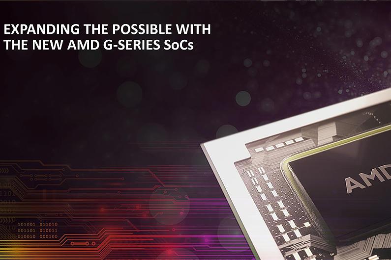 AMD推出新款嵌入式處理器可保障產品設計投資