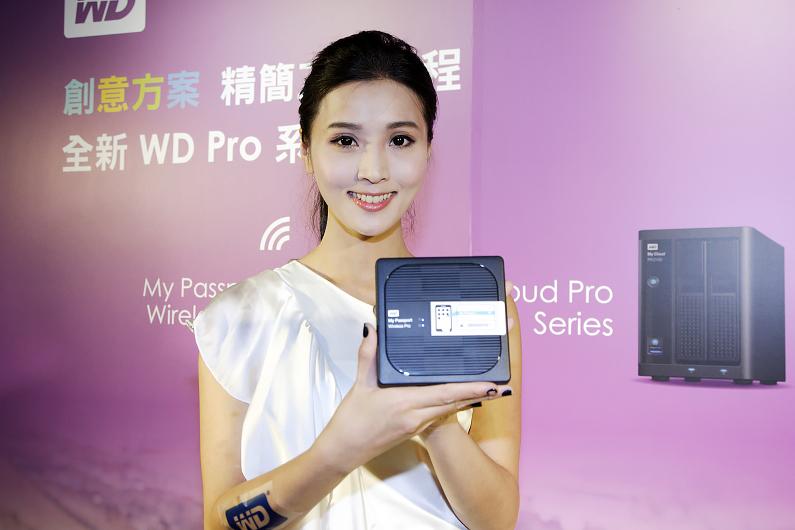 WD Pro系列讓影音分享與處理流程更方便