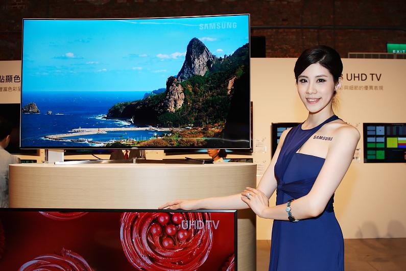 新一代三星SUHD電視採用新量子點技術並支援高動態範圍顯像