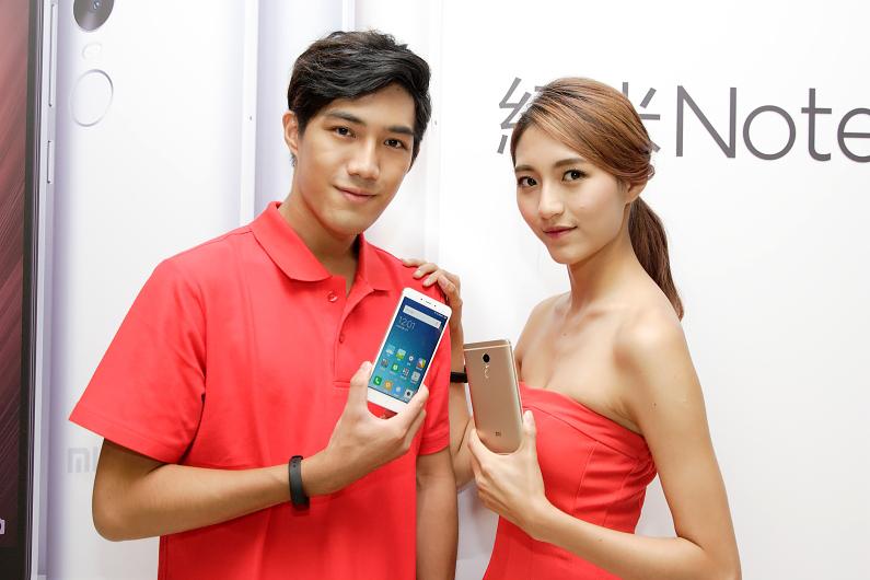 CP值超高的全金屬機身紅米Note 4 9/27中午開賣!