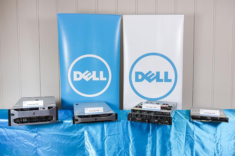 專為企業級應用而生的Dell第13代PowerEdge四插槽伺服器