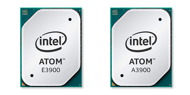 Intel針對IoT市場推出三款 Atom系列處理器