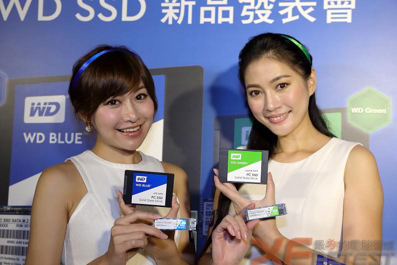 WD正式進軍消費級 SSD儲存市場