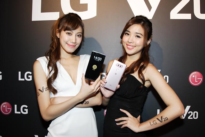 影音功能強悍還可換電池的LG大尺寸新旗艦機V20