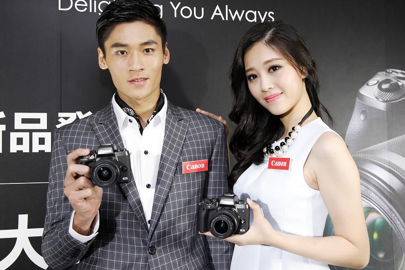 性能優異的Canon新款迷你型單眼 EOS M5將於11/25正式開賣
