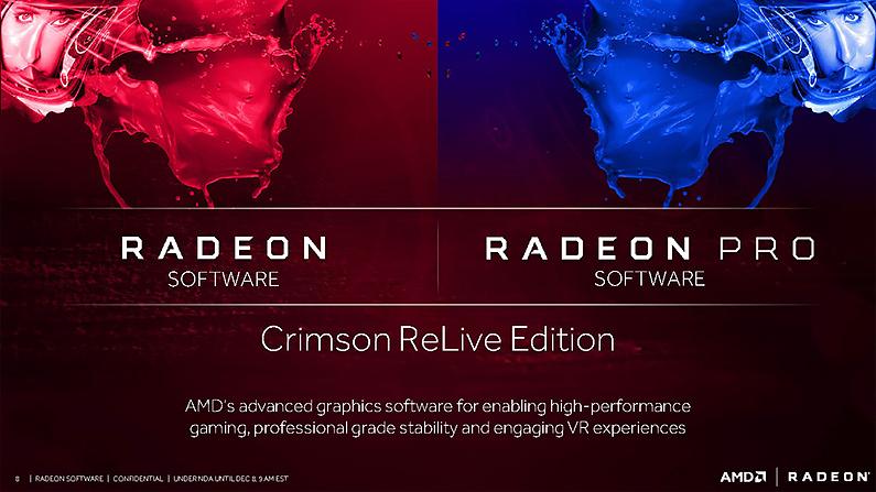 AMD Radeon驅動程式新版本功能大進化