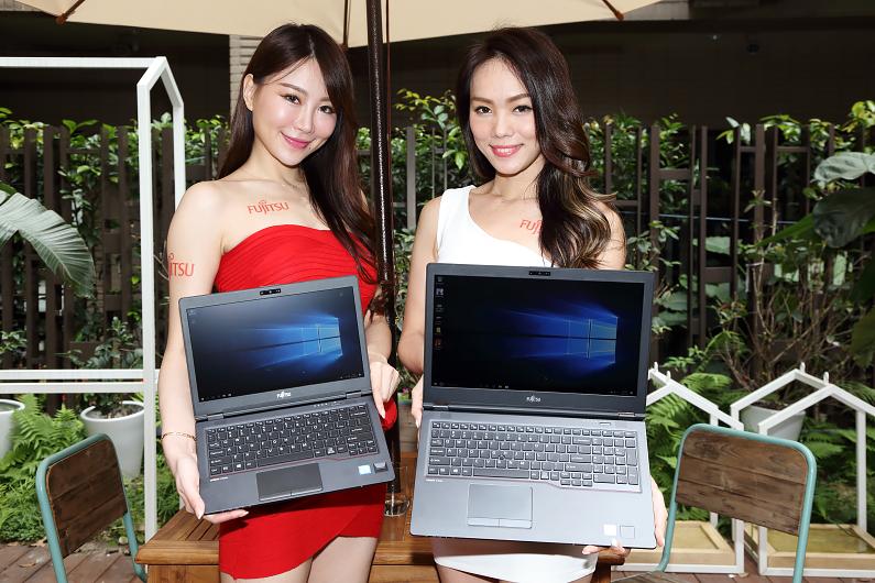 富士通推出輕盈且具高安全性的LIFEBOOK U7系列筆電