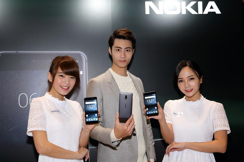NOKIA回來了!採Android系統的NOKIA 6 臺灣開賣
