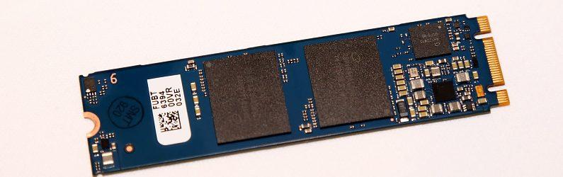 運用3D XPoint技術的Intel Optane記憶體可提升系統硬碟效能