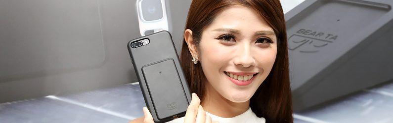 BEAR TA讓手機搖身一變擁有快速無線充電能力