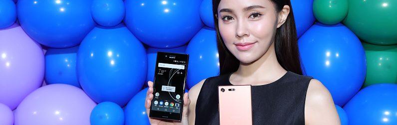 擁有4K顯示的Sony Xperia XZ Premium 5/19中午起預購