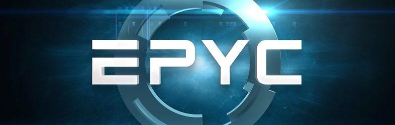 為新世代資料中心而設計的AMD EPYC處理器即將正式上市