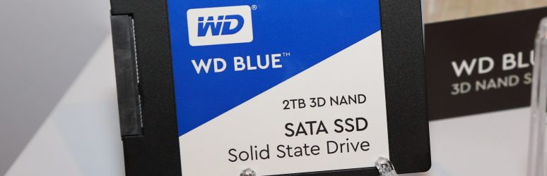 Western Digital推出首度採用64層3D NAND的SSD產品