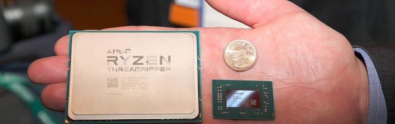 AMD將於今年夏天推出高階的 Ryzen Threadripper處理器與X399平台