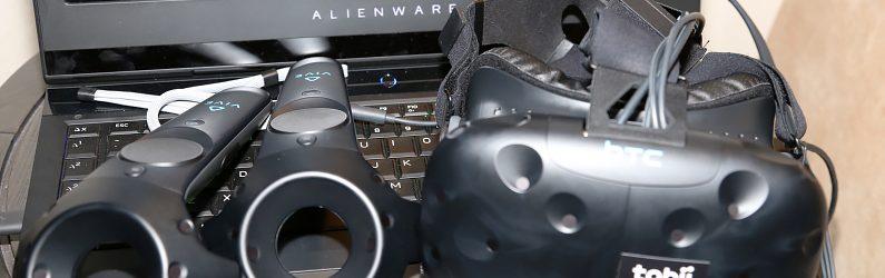 Tobii在VR頭盔中加入眼動追蹤技術讓玩家有更好的體驗