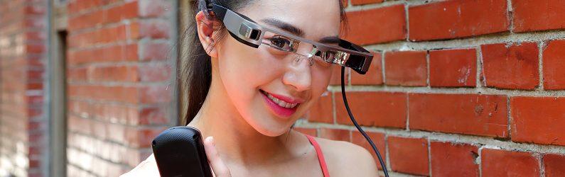 Epson第三代穿透式智慧眼鏡系列提供全新的科技應用及體驗