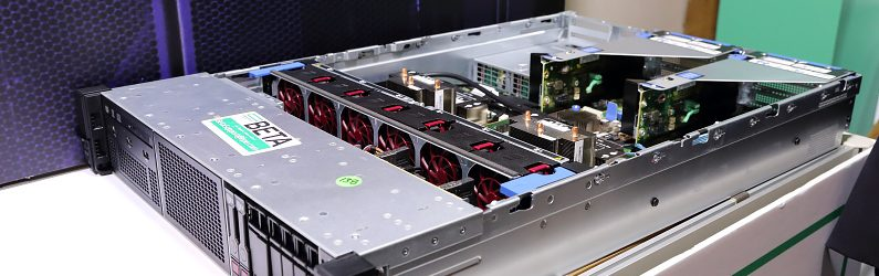 HPE推出最安全的第十代 ProLiant伺服器系列