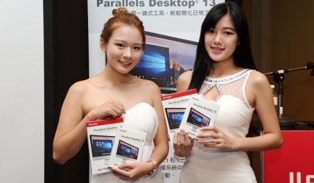 Parallels Desktop 13 for Mac讓Windows也能使用Touch Bar