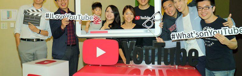 YouTube知識型頻道在臺灣深受喜愛成長速度快